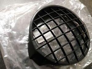 Vespa-PX-LML-Black-Head-Light-Headlamp-Grille-Genuine-Cuppini