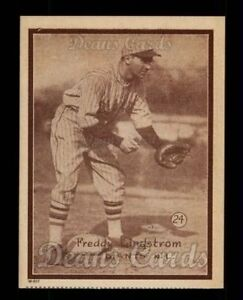 1931 W 517 Reprint Set 25 of 54 Cards