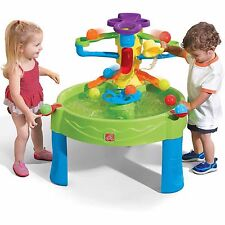Water Table For Kids Toddlers Busy Ball Center Spinner Play Set Indoor Backyard