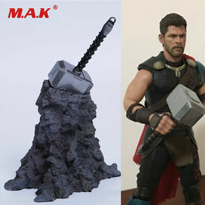 """1//6th Avengers Thor Hammer Weapon Model Accessories for 12/"""" Male Figure Action"""