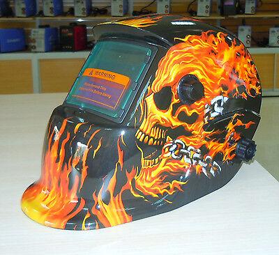 XDH New Solar Auto Darkening Welding Helmet Arc Tig Mig Mask Grinding Welder XDH