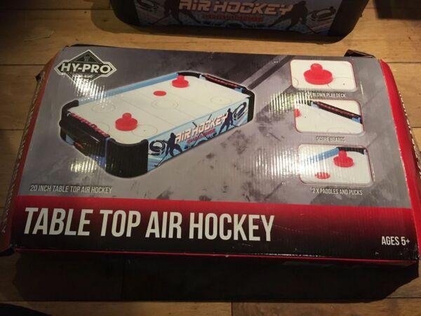 Umoristico Children's Hy-pro 20 Pollici Tavolo Air Hockey Età 5+ Anni Una Grande Varietà Di Modelli