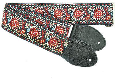 Souldier Hendrix Black Guitar Strap