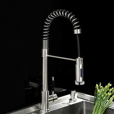 Küchenarmatur Einhebelmischer Spültisch Armatur Wasserhahn Ausziehbar Bad