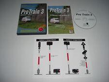 PRO TRAIN 3 Stuttgart - Munich Pc Add-On Microsoft Train Simulator Sim MSTS