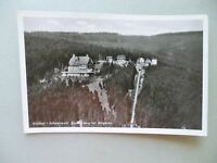 Ansichtskarte Wildbad Schwarzwald Sommerberg Bergbahn 1952
