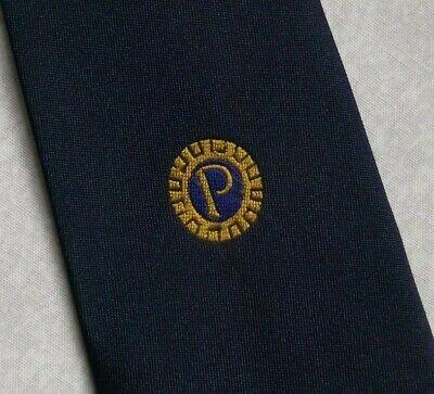 Franco Vintage Cravatta Da Uomo Cravatta Crested Club Associazione Società Probus Business Club-mostra Il Titolo Originale