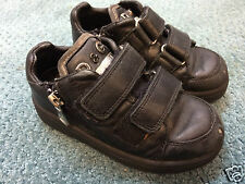 Used D&G kids Black Leather shoes