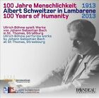 """100 Years of Humanity: Ullrich B""""hme Plays Bach (CD, Apr-2013, Rondeau)"""