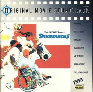Disorderlies-movie-soundtrack-CD-NEW-Fat-Boys-Art-of-Noise-Bananarama-Guthrie