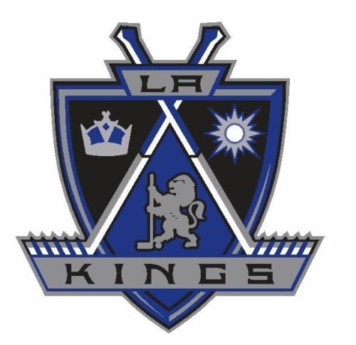 Los Angeles Kings Sticker Decal S177 Hockey YOU CHOOSE SIZE