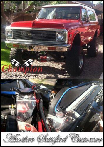 For 1967 1968 1969 1970 1971 1972 Chevy Blazer /& GMC Jimmy 3 Row Radiator CC369