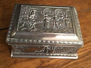 French-Jewelry-Box-Vanity-Trinket-Box-Casket