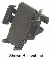 MOTORCYCLE CELL PHONE HOLDER HANDLEBAR MOUNT HARLEY ROAD KING STREET GLIDE