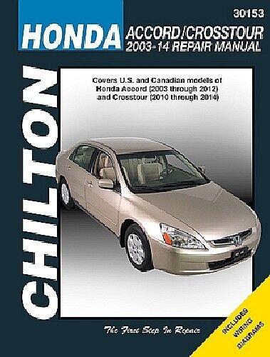 Repair Manual-EX Chilton 30153