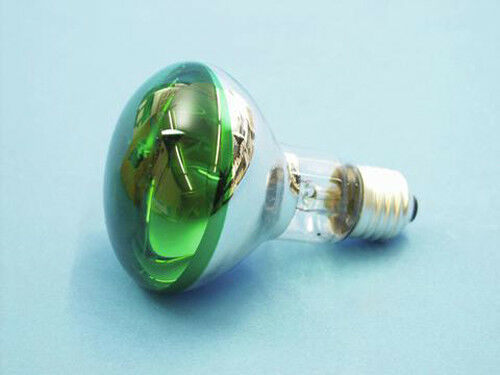 grün Reflektor-Lampe 220V 60W E27 R80 Klar Glüh-Birne 60 Watt Halogen-Birne Lamp