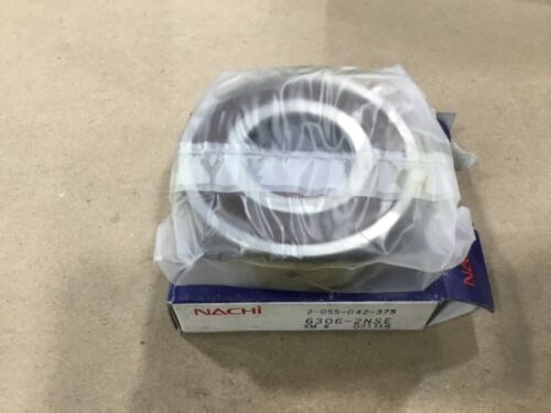 Nachi Quest 6306-2NSE Sealed Ball Bearing #04C21TK