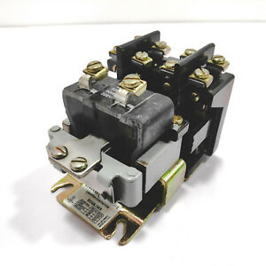 General Electric CR260L-20DB-23 - 20 Amp Magnetic Lighting Contactor