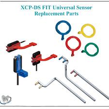 Xcp Ds Fit Replacement Parts Arm Ring Biteblocks Red Posterior Anterior