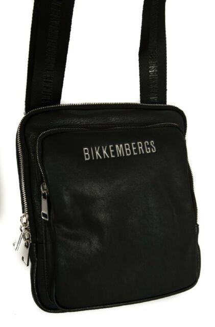 Man Bag with Strap BIKKEMBERGS Article 7bdd6611 DB next Flat Crossover