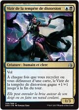 MTG Magic AKH - (x4) Shadowstorm Vizier/Vizir de tempête distorsion, French/VF