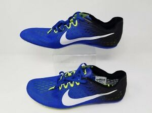 brand new 9caaf 01b42 Image is loading Nike-Zoom-Victory-Elite-2-Track-Spikes-Blue-