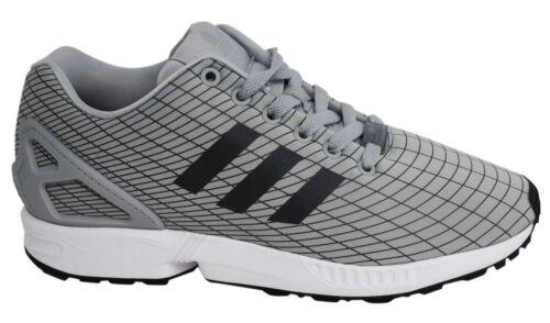ADIDAS ZX FLUX Lacci Grigio sintetiche Sneaker Uomo BB2159 D95