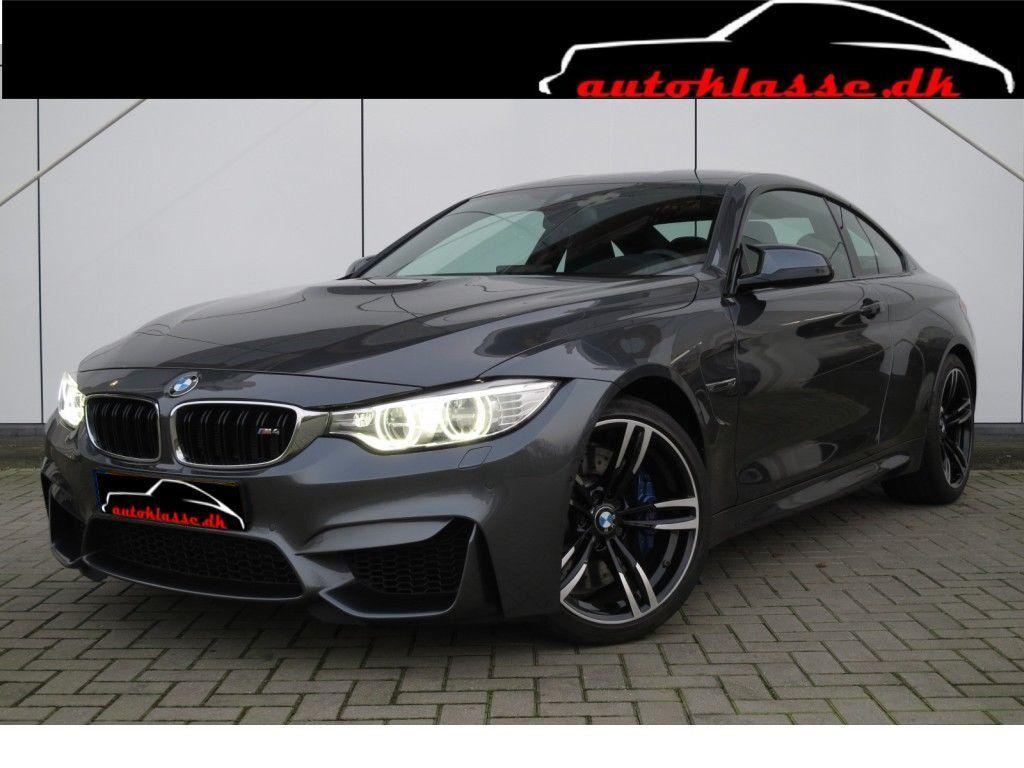 BMW M4 3,0 Coupé aut. 2d - 5.300 kr.