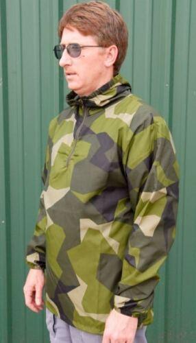 Small Arktis A192 Stowaway Windshirt PCU Level 4 SAS Survival Swedish Camo