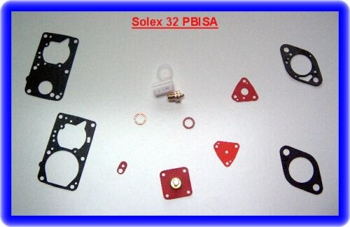 Fiat Ducato,Peugeot 204,205,304,Solex 32 PBISA Rep.Satz
