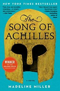The Song of Achilles: A Novel Paperback – August 28, 2012