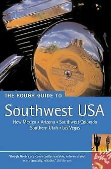 The Rough Guide to Southwest USA (Rough Guide Travel Gui... | Buch | Zustand gut