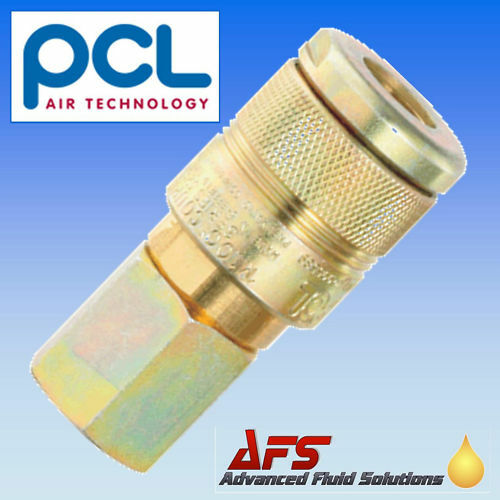 Genuine PCL 100 Series Airline Coupling AC5JF 1//2 BSP F