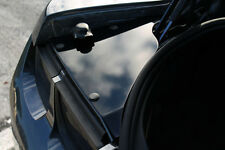 2010-2014 Chevrolet Camaro Billet Trunk Corner Covers Black