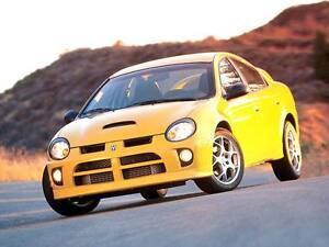 2004 neon srt 4 bumper