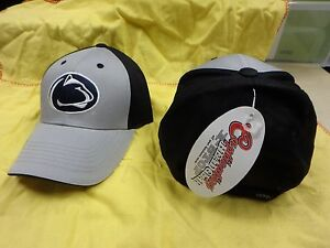 premium selection 07581 cea24 Image is loading New-Penn-State-Nittany-Lions-Embroidered-Cap-Hat-