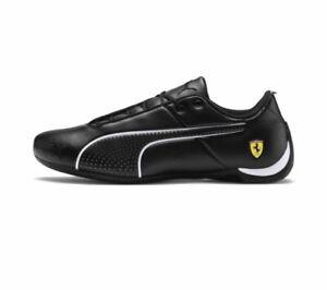 NIB-Men-039-s-PUMA-Size-10-5-Future-Cat-Ultra-Ferrari-Sneakers-Black-306241-02