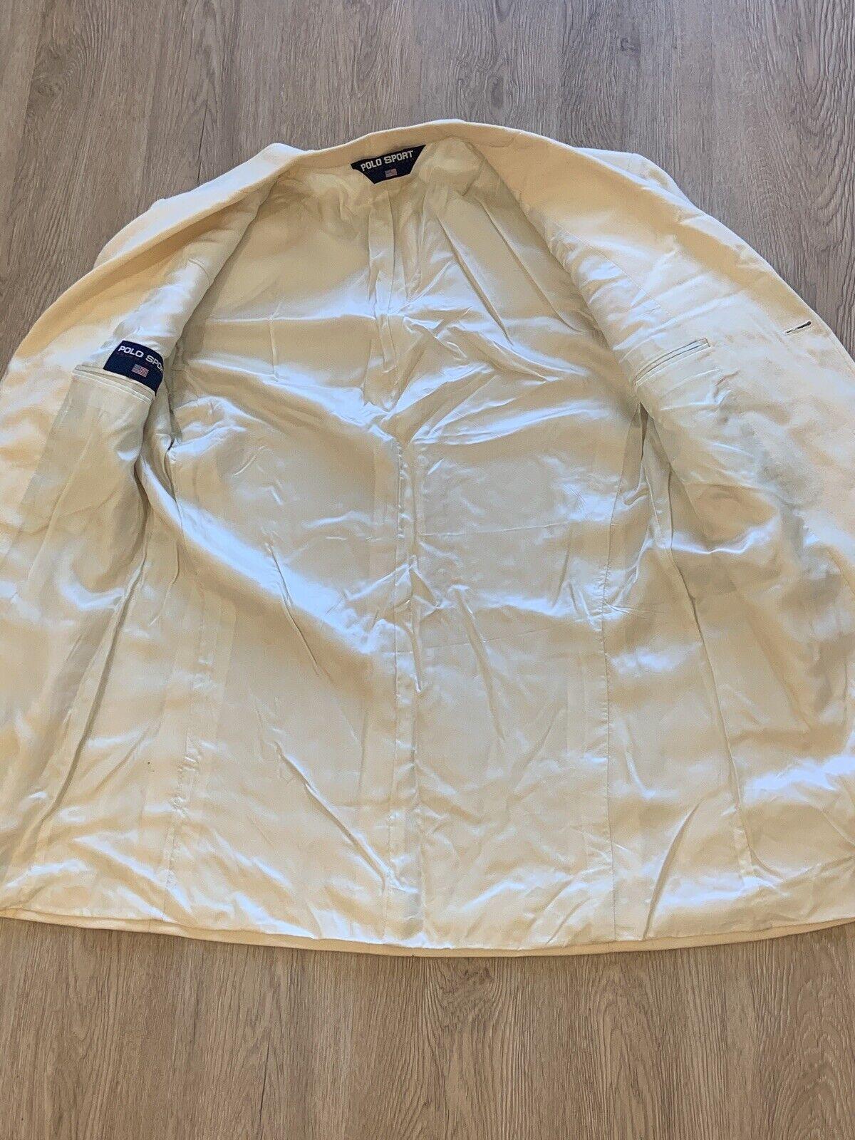Vintage Polo Sport Sport Jacket - image 9
