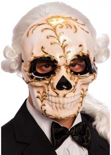 Skull Masquerade Masque de Sucre Le Jour Des Morts Halloween Déguisements adultes Costume