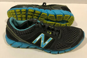 Running Shoes W750GL Gray Blue