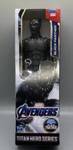 Marvel-avengers-Titan-Hero-Series-12-pouces-Black-Panther-Action-Figure-Hasbro-NOUVEAU
