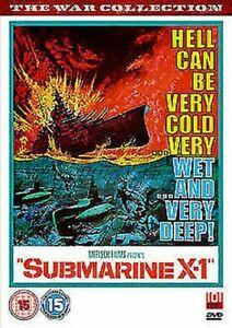 Sottomarino X-1 DVD Nuovo DVD (101FILMS095)