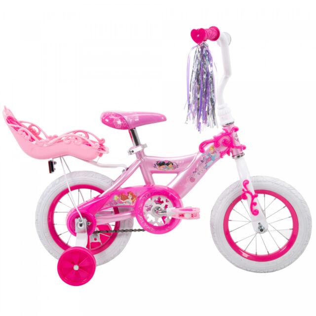 Huffy Disney Princess Girl/'s Bikes 16 inch Carriage NEW
