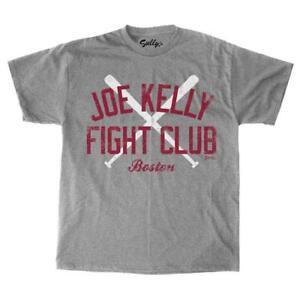 f68686d80 Boston Red Sox vs NY Yankees Rivalry Joe Kelly Fight Club T Shirt ...