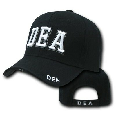 DEA DRUG ENFORCEMENT AGENCY CAP HAT NEW