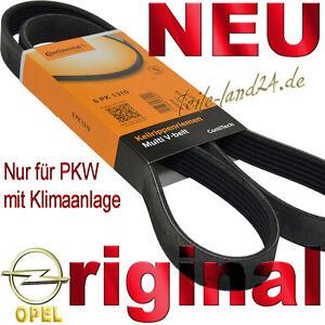 NEU-Continental-Keilrippenriemen-6PK1310-Astra-H-1-3-CDTi-nur-mit-Klimaanlage