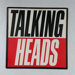 TALKING-HEADS-True-Stories-125512-LP-Vinyl-VG-Cover-VG-near-Sleeve