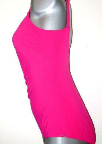 Sunset Leaf  NEU pink Triumph Badeanzug GB 38 // FR 44 // IT 48 42 C