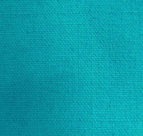 Aa150r Bleu Sarcelle en toile coton 3D Forme Ronde Siège Housse De Coussin Taille personnalisée
