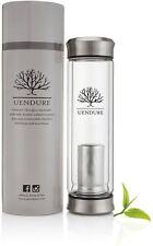 UEndure Tea Infuser - Tea Tumbler Tea Cup with Loose Leaf Tea Strainer - Portabl